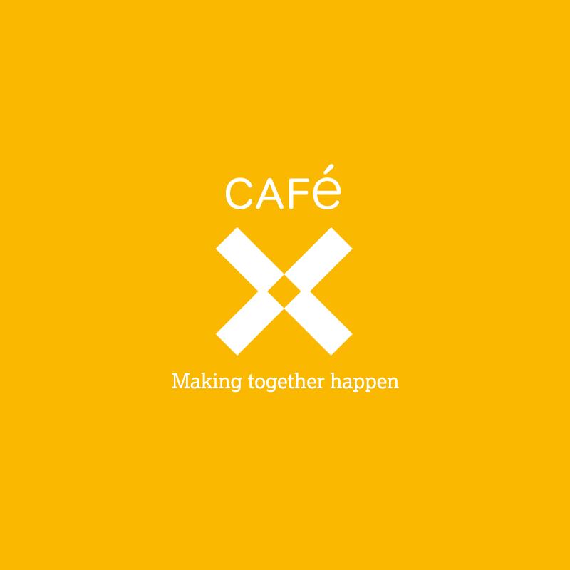 CaféX Brand Identity