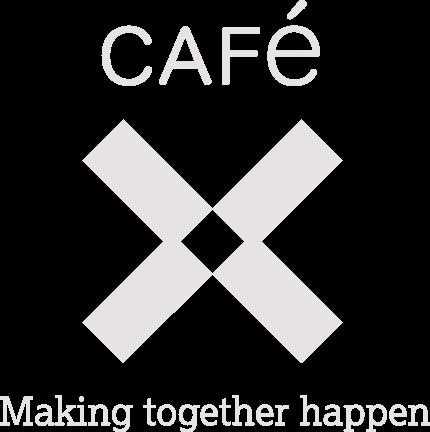 CaféX logo